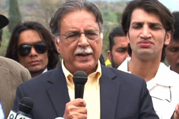 People of Pakistan rejects Imran Khan's allegation of rigging: Pervez Rashid