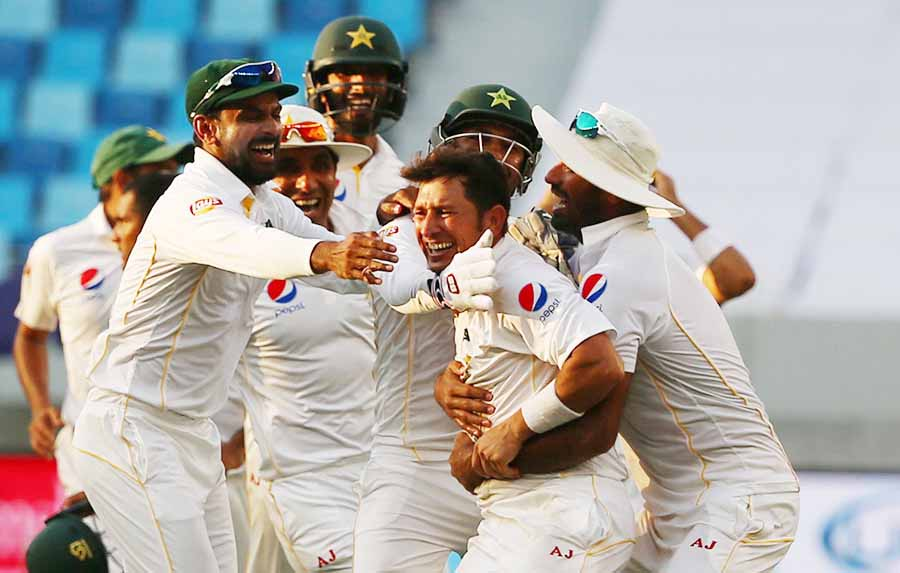 Jubilation after thrilling win against England