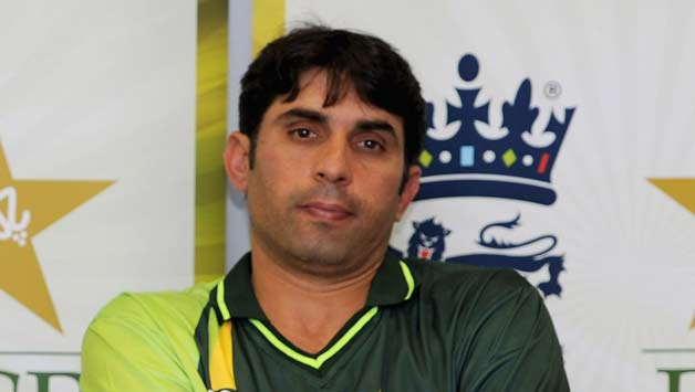 Misbah-ul-Haq's thoughts on England Series