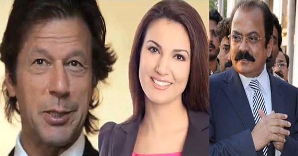 Rana Sanaullah's views on divorce