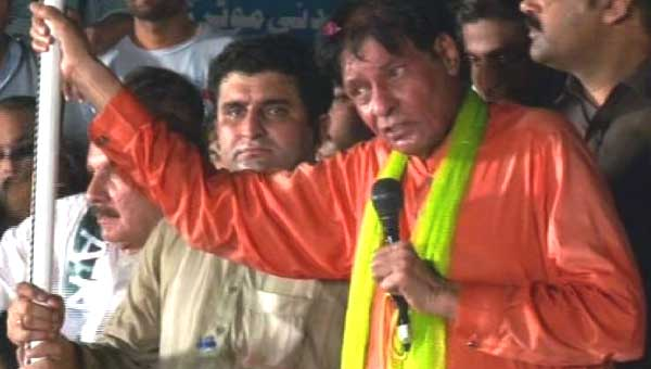 Chaudhry Sher Ali announces to hold rally against PML-N
