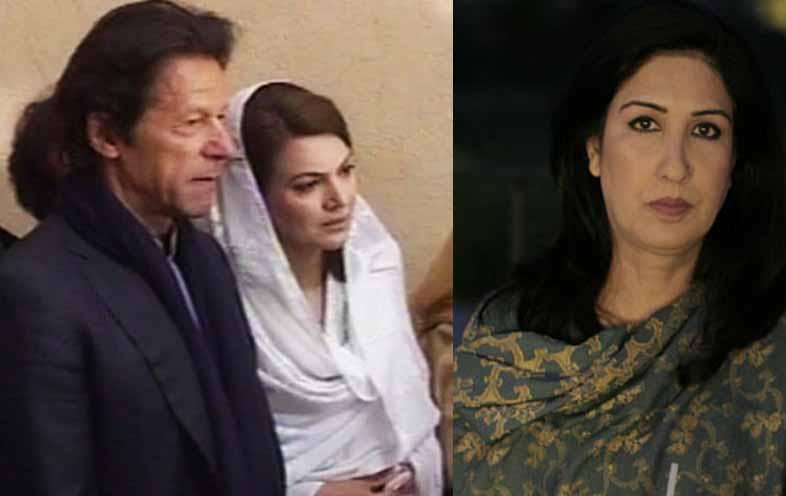 Shela Raza criticizes Imran Khan on divorce