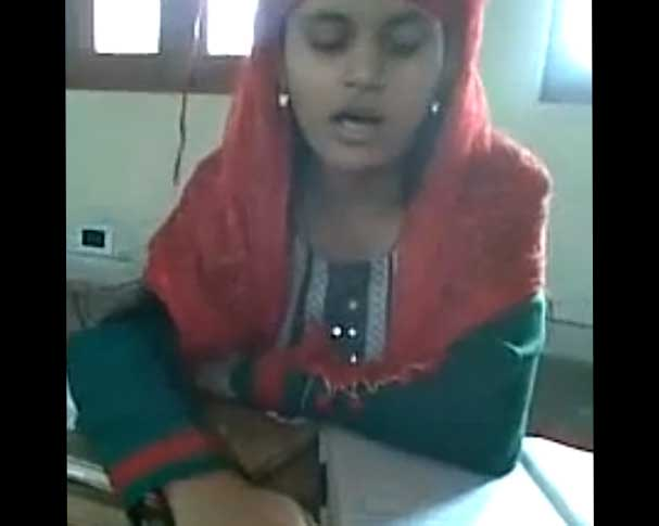 A song by Indian Girl in Madrasa goes viral