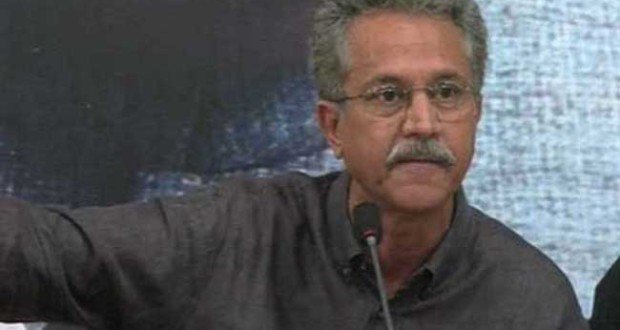 Rangers send legal notice to MQM's Waseem Akhtar
