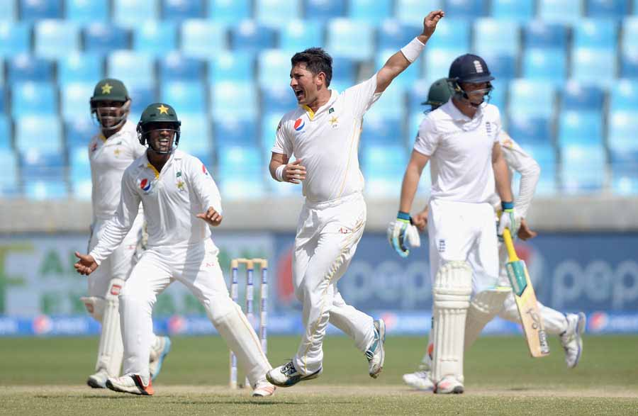 2nd Test: Yasir Shah's 8 wickets against England