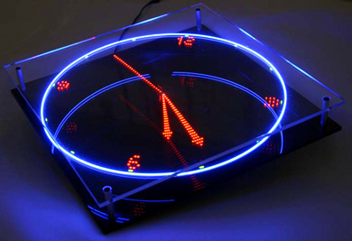 A Clock – Never seen before