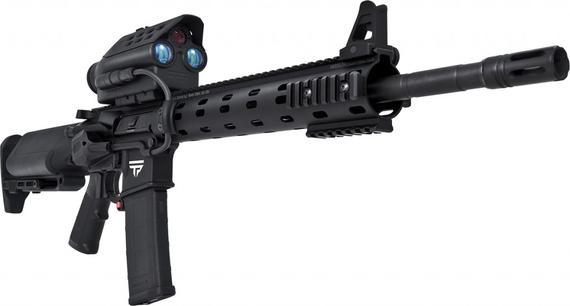 Guns based on latest technology
