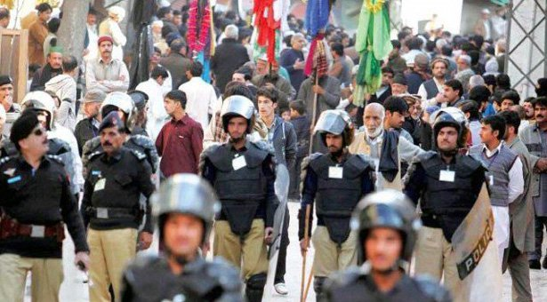 Security plan for Muharram finalized