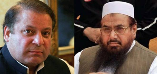 Intelligence agencies warn Hafiz Saeed of RAW's threat