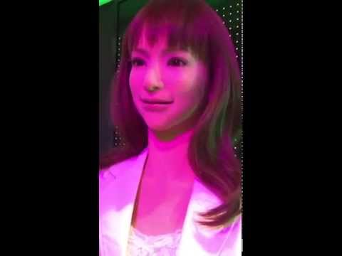 Coco – World's Most Advanced Android Robot