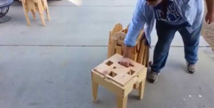 Very practical and impressive invention