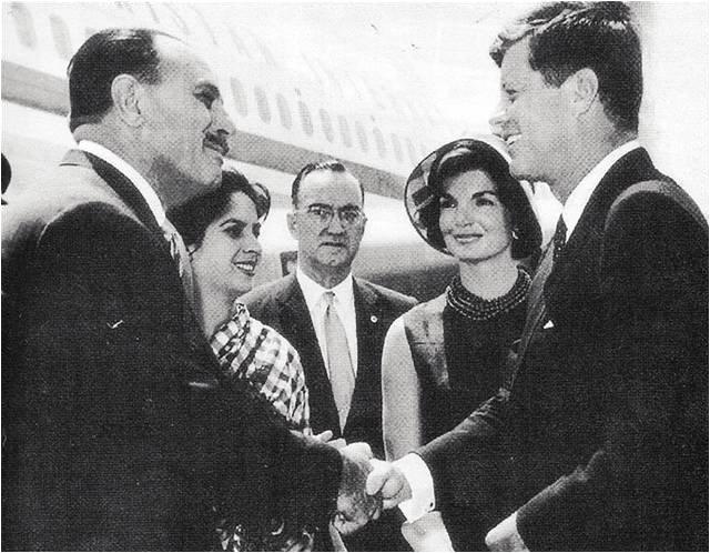 US welcome of Ayub Khan vs Nawaz Sharif