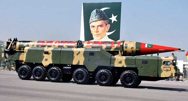 Pakistan builds low-yield nuclear weapons to counter Indian aggression