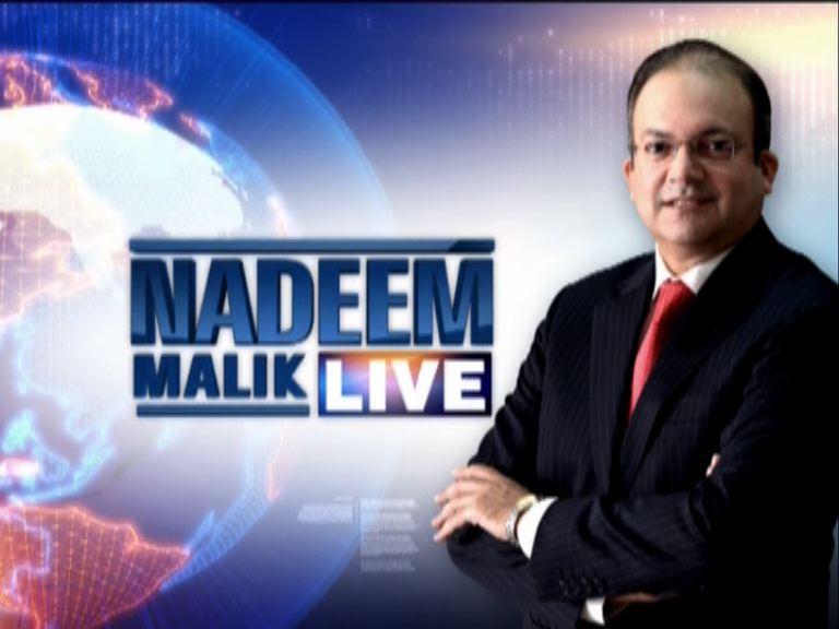 Nadeem Malik Live – October 14