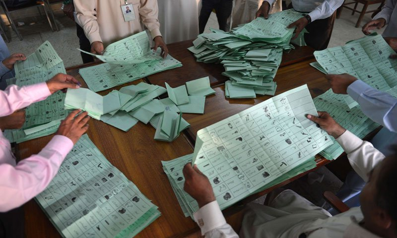 PTI seeks recounting of votes in NA-122