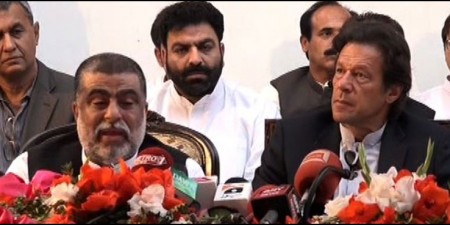 I have taken political risk by joining PTI, says Yar Muhammad Rind