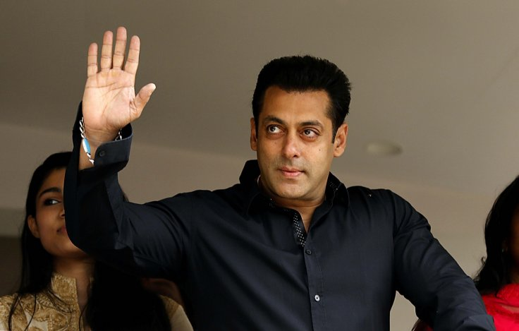 Salman Khan gets engaged!