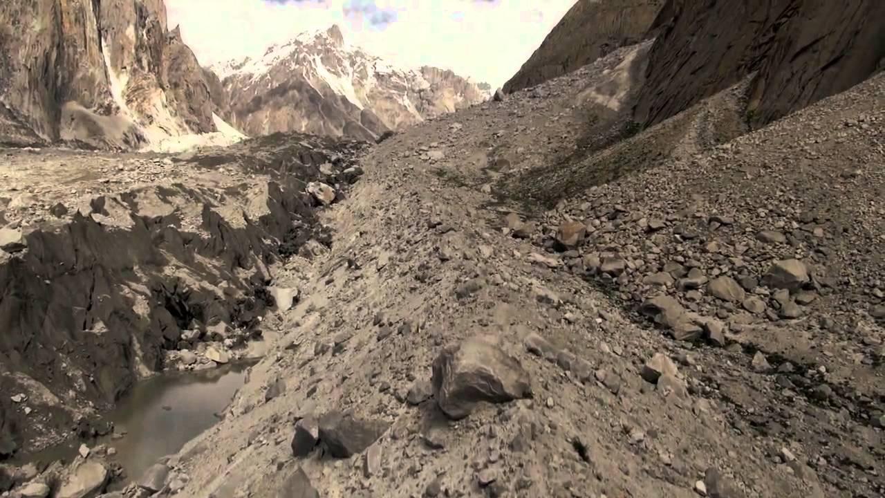 Trango Tower  – Drone Footage