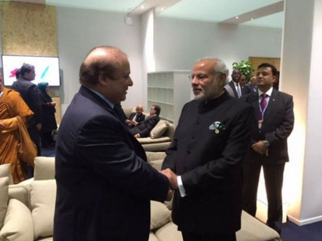 Nawaz, Modi To Meet in Geneva