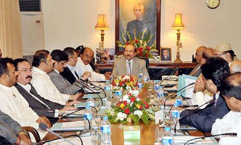 Major reshuffle in Sindh Cabinet