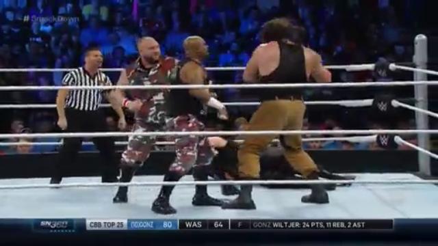WWE Survivor Series 22-11-2015 Part-10