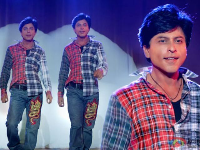 "Teaser of Shahrukh Khan's ""Fan"""