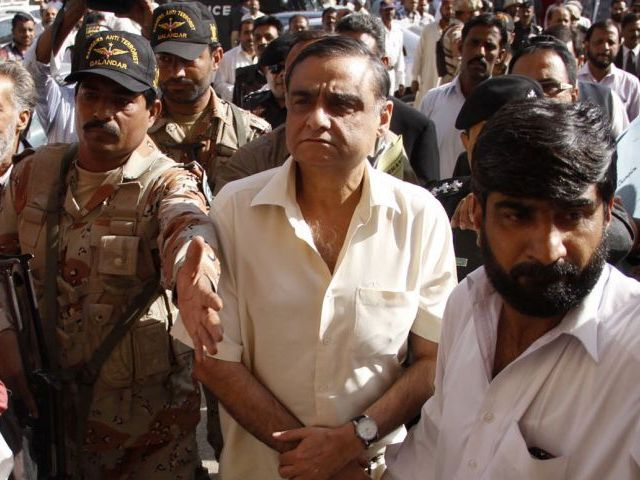 NAB takes custody of Dr Asim Hussain