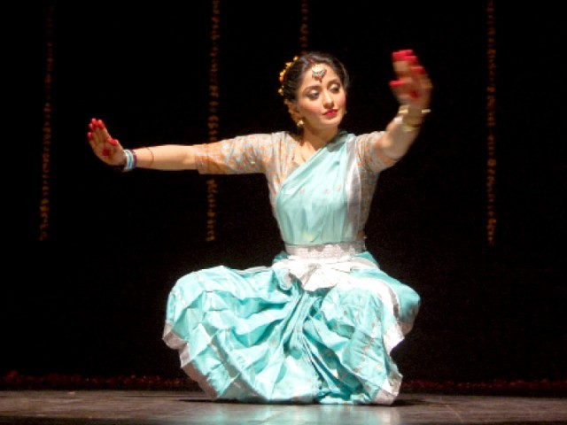 Classical Dancer in ISB Election