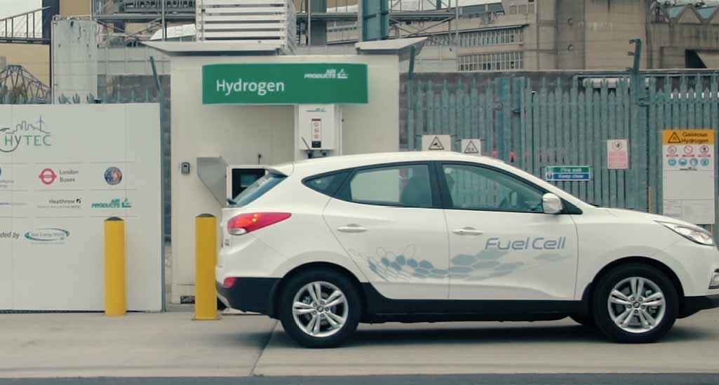 Are hydrogen cars the answer to our pollution woes?