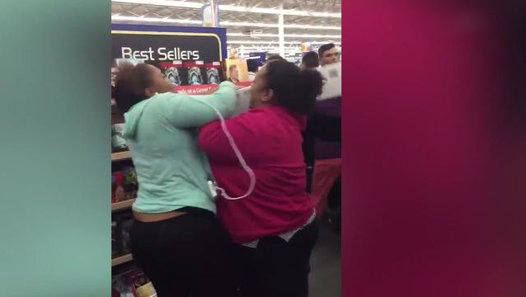 Black Friday brawls on the Internet