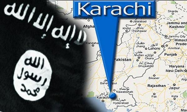 Daesh active in Karachi?
