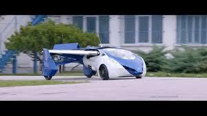 Flying car prototype unveiled