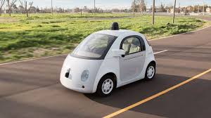 Google self-drive cars get green light