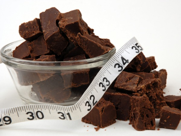 Dark chocolate can help you lose weight