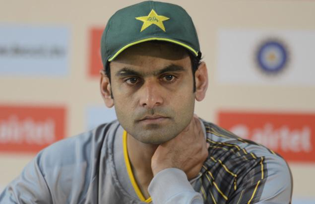 PCB serves show cause notice to Hafeez