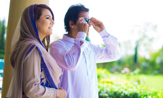 Imran Khan, Reham Khan thinking to reunite?