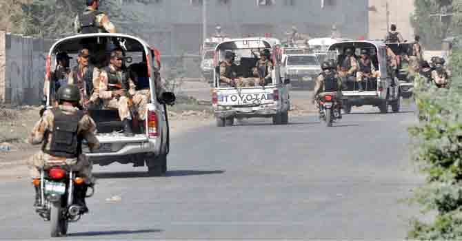 Next phase of Karachi operation