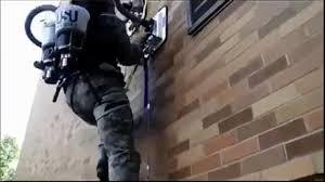 Modern technology for climbing on wall