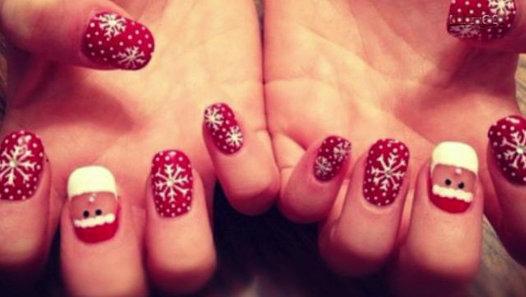 7 Santa nail art designs to play up your holiday look