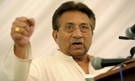 India sobs over Musharraf's demand