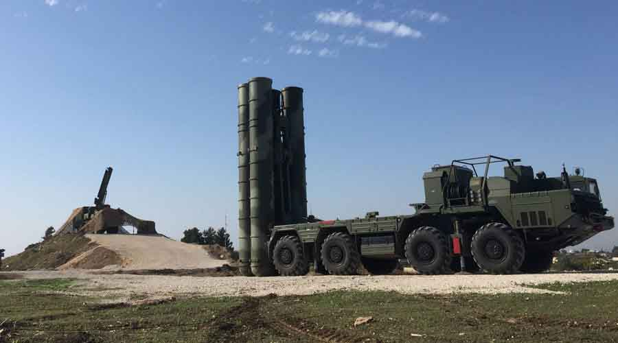 S-400: Russia's Air Defence System