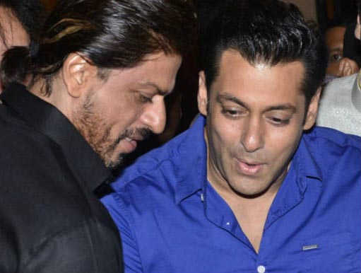 Shahrukh, Salman to come on screen together
