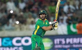 Shahid Afridi Sixes vs England 2nd t20