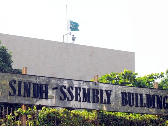 No session of Sindh Assembly for past 100 days