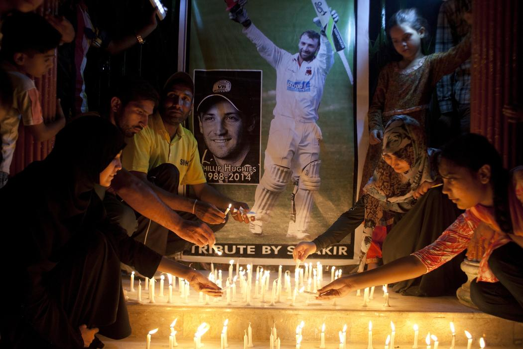 Special tribute to Phillip Hughes