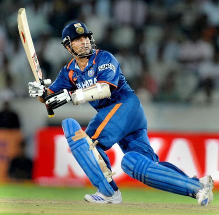 Sachin Tendulkar's Six in 1998 and his Six in Cricket All Stars