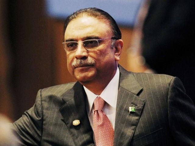 Action to be taken against Zardari