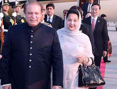 PM Nawaz's wife rented 33 cars