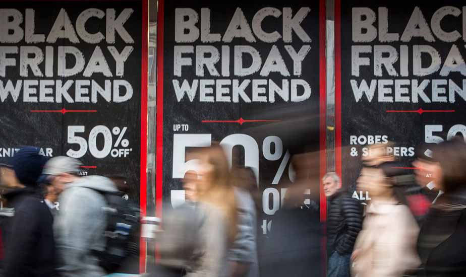 Here's how Black Friday came to be