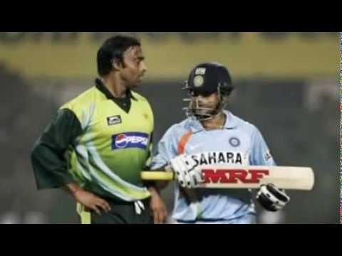Shoaib Akhtar vs Sachin Tendulkar